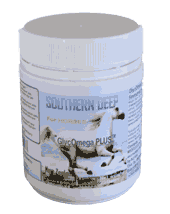 Glycomega Plus Green Lipped Mussel For Horses 250g Nz