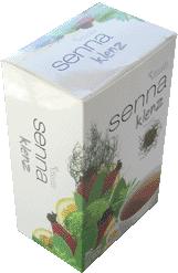 Senna Klenz tea bags