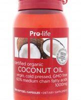 Coconut Oil Capsules 200