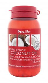 Coconut Oil Capsules 200